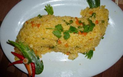 Poulet au riz, Vietnam