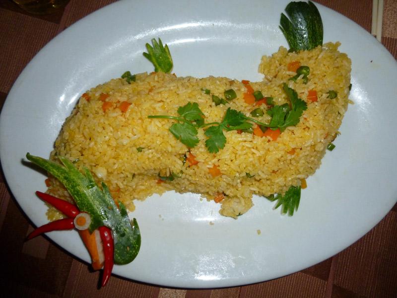 Dom69 – poulet au riz, Vietnam