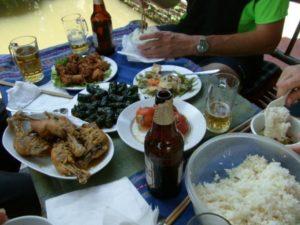 Thérèse Gambin – repas vietnamien chez l'habitant