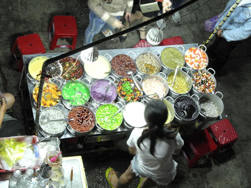 Audrey Correnoz – fête du Têt à Hué, Vietnam