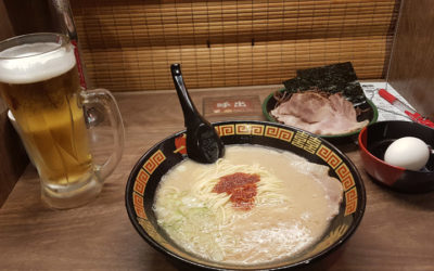 Box à ramen, Osaka