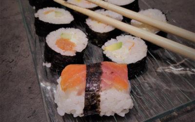 Makis & sushis