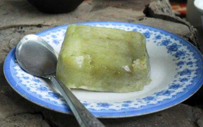 Gâteau de fête à Hué, Vietnam