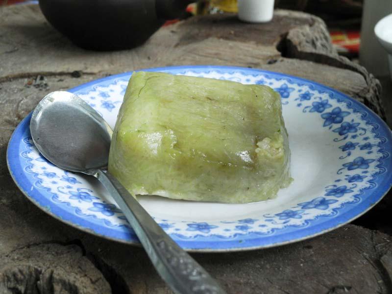 Audrey Correnoz – gâteau de fête à Hué, Vietnam