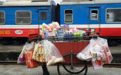 Gare de Thant Hoa, Vietnam
