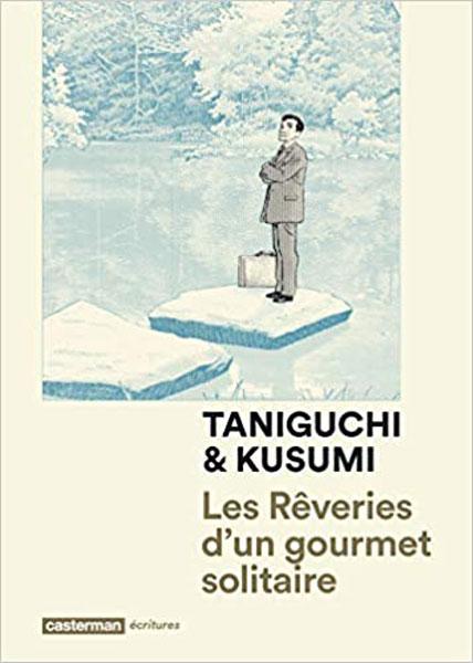 Taniguchi & Kusumi in Les Rêveries d'un gourmet solitaire