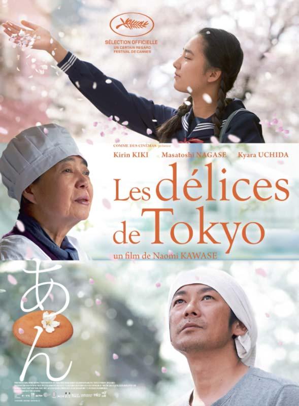 Maurine Duet – chronique Les délices de Tokyo