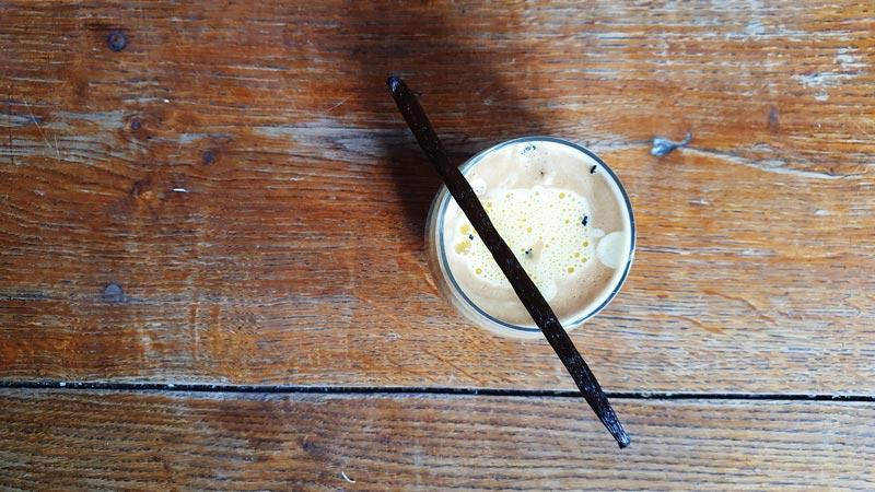 Maurine Duet – Egg Latte à la vanille