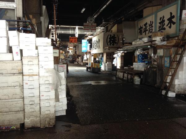 Jean-Pierre Gimenez – Tsukiji