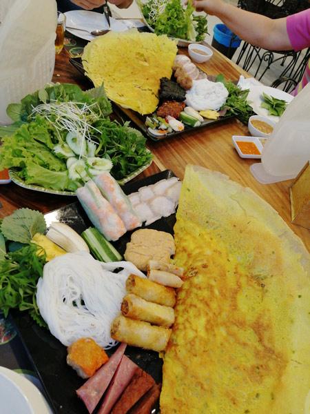 Kévin Tang – Bánh Xèo, Phnom Penh, Cambodge