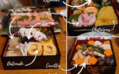 Plats de Nouvel An, Odawara