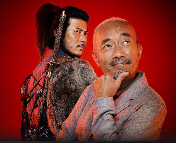 Nicolas Bosc – chronique de la série Samurai Gourmet